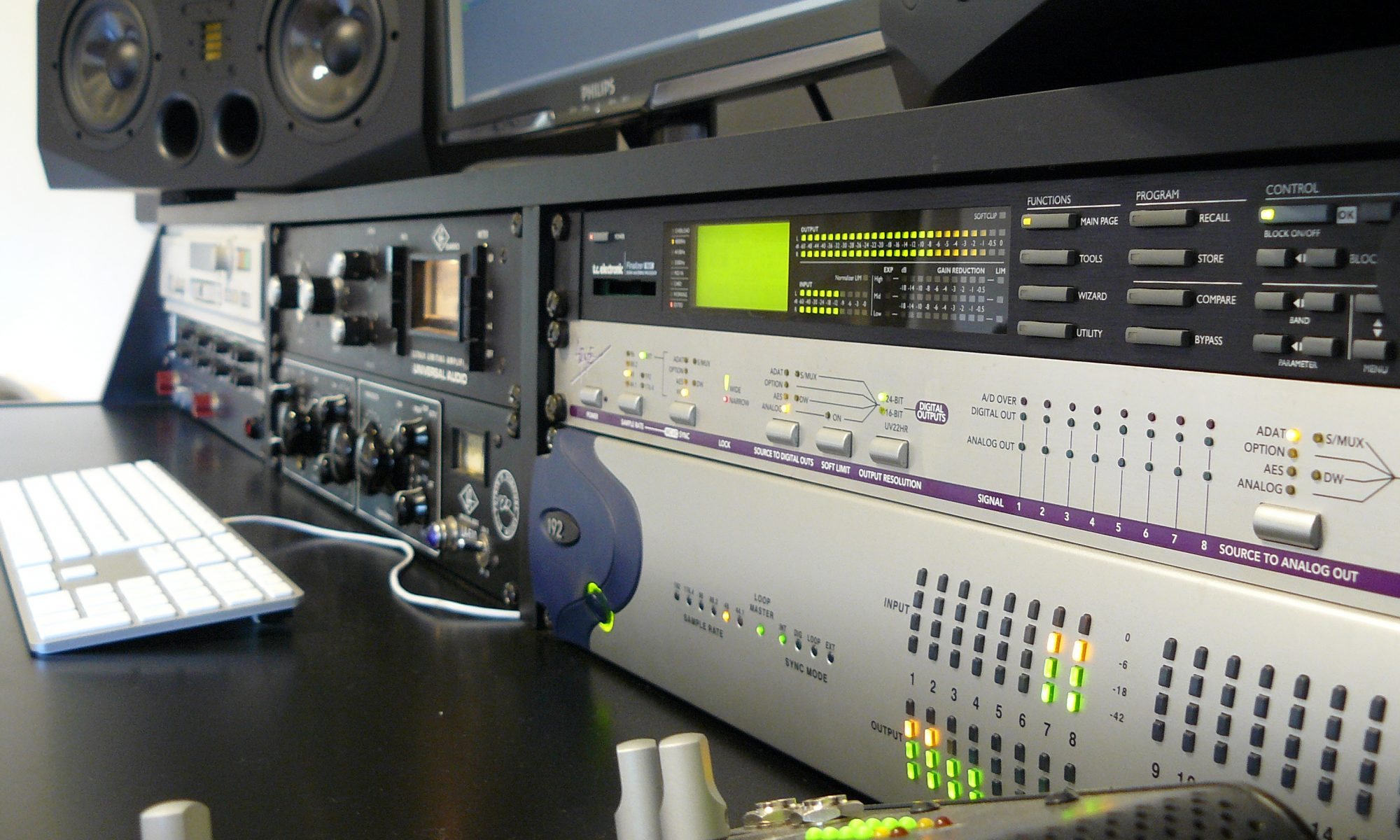 Studio d'enregistrement Paris Up Line